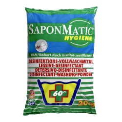 Disinfectant Washing Powder Saponmatic Hygiene