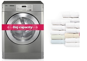 LG Giant C Tumble Dryers with Extra Large Drum Capacity