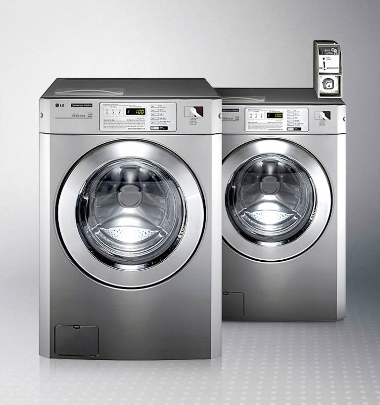 Commercial Washing Machines from LG starting from ONLY €1,895 + VAT!
