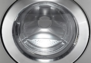 LG coin operated tumble dryers have a large door opening for easy access for large loads