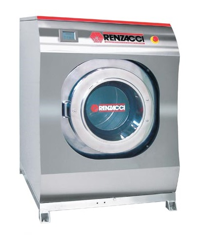 Industrial high spin washing machines from Renzacci