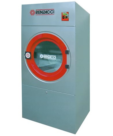 Industrial Tumble Dryers from Renzacci