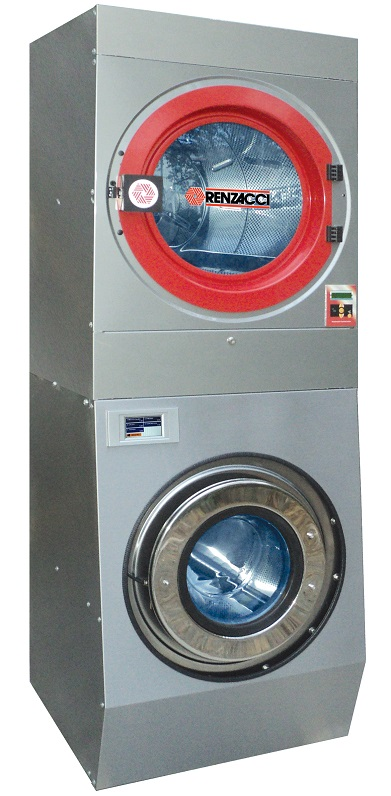 coin operated laundry machine