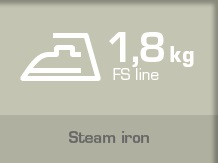 Lelit Steam Iron 1.8kg