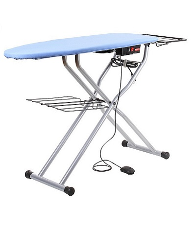 Elegant Vacuum Ironing Table With Blowing Function From Lelit