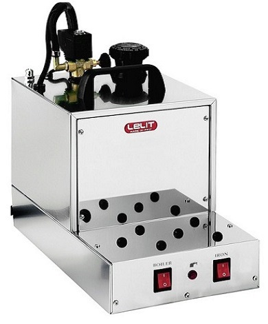 Electric Steam Boilers from Lelit
