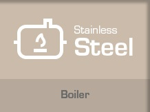 Stainless Steel Boiler